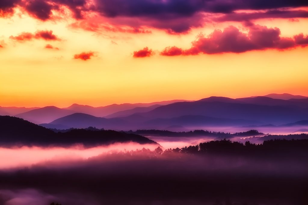 etats-unis-itineraire-Great Smoky Mountains National Park