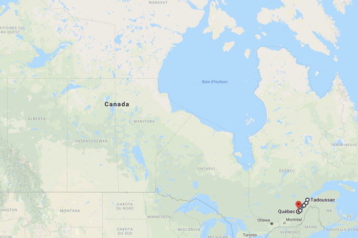 Itineraries in Canada - Best Itinerary