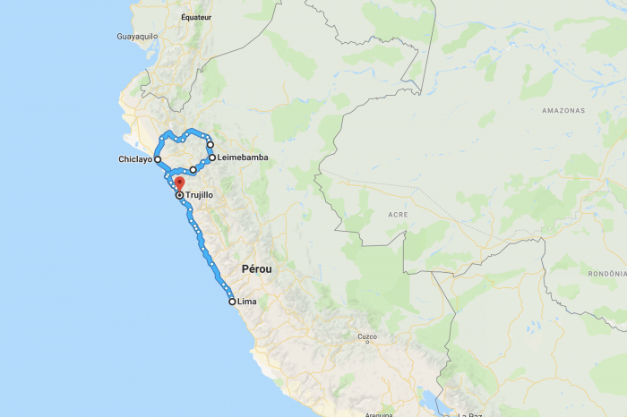 2 weeks in surprising Northern Peru