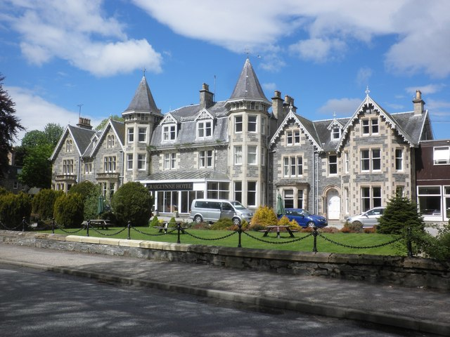 écosse-itineraire-Grantown-on-Spey