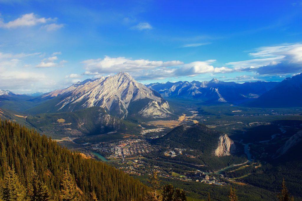 canada-itineraire-Banff