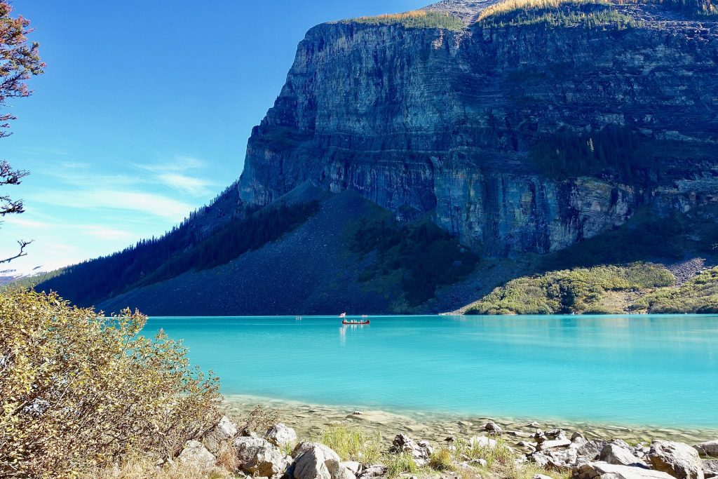 canada-itineraire-Lac Louise