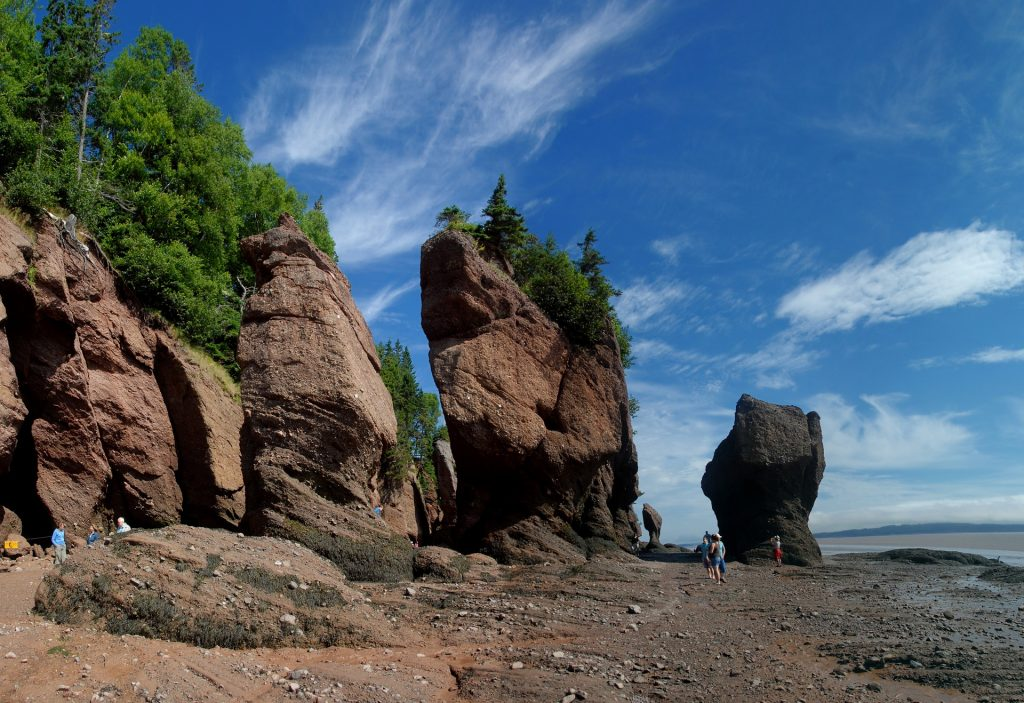 canada-itineraire-Fundy Bay