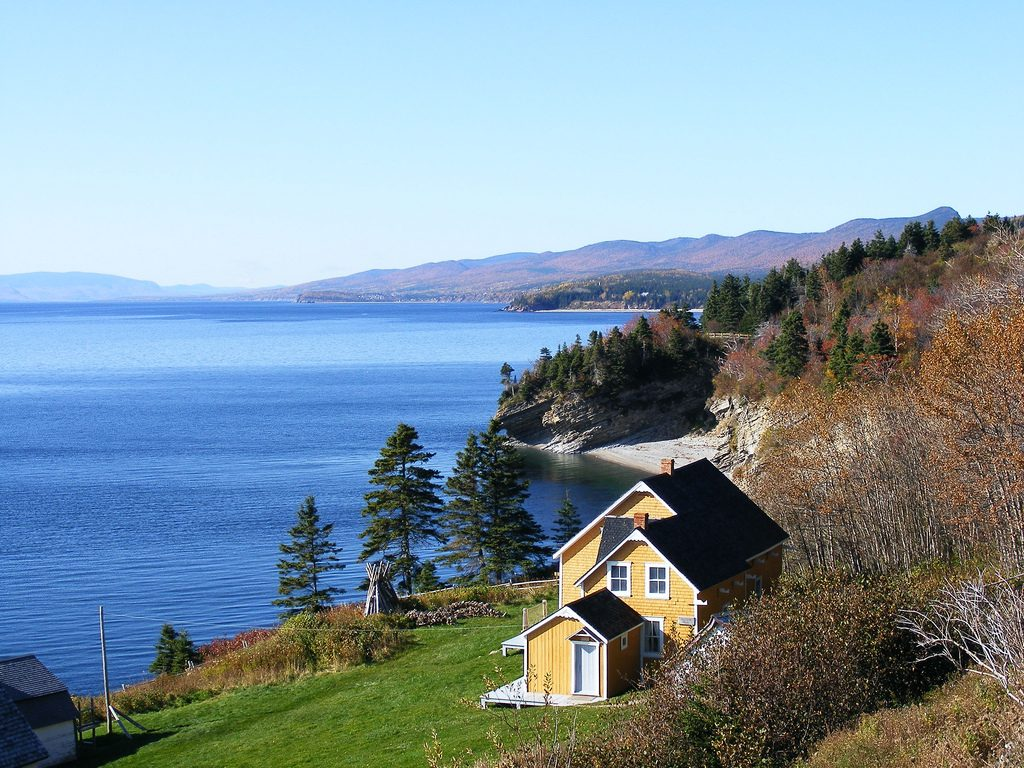 canada-itineraire-Parc national Forillon