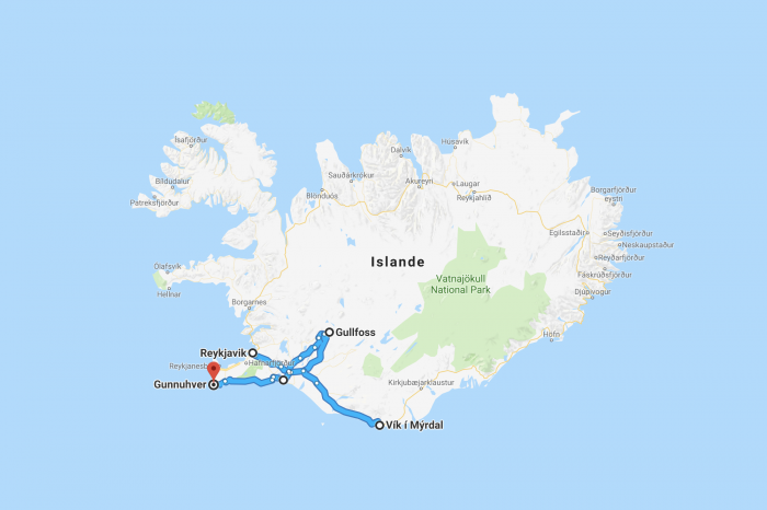 1 week to get to know Iceland