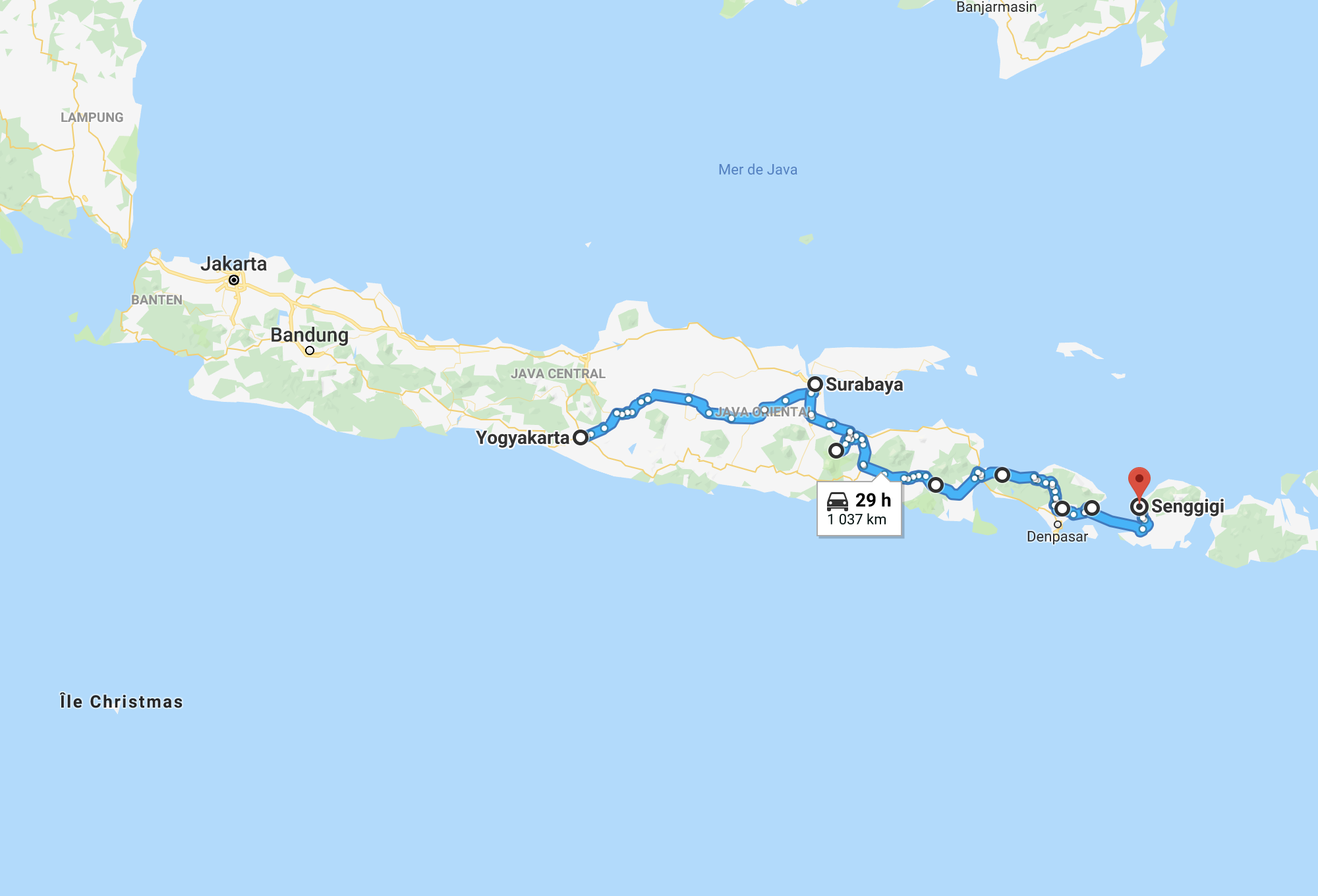 Carte Java Bali Lombok.3 Weeks In Indonesia Java Bali And Lombok Best Itinerary