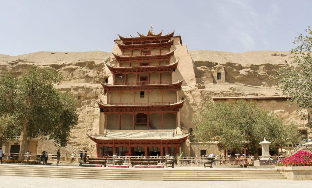 chine-itineraire-Mogao Caves