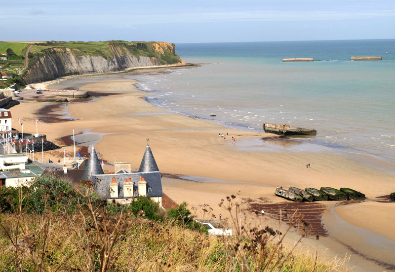 france-itineraire-voyage-1-Arromanches